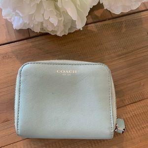 Woman's COACH Wallet